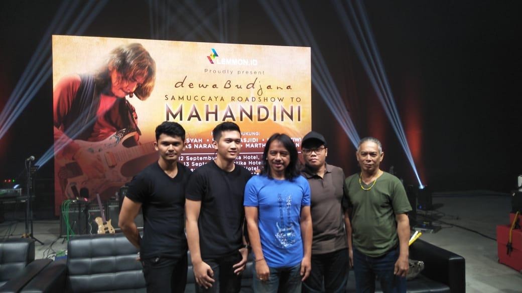 Samuccaya Roadshow to Mahandini