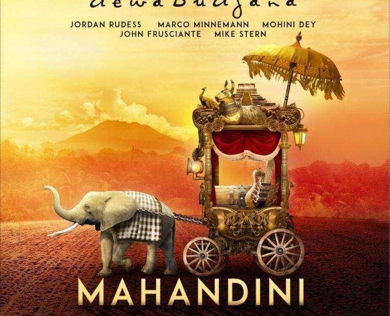 "Upcoming Album ""Mahandini"" w/ Jordan Rudess, Marco Minneman & Mohini Dey"